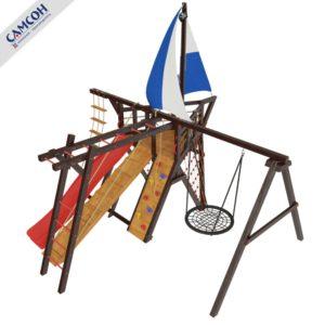 Детская площадка Фрегат