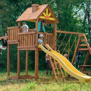 Детская площадка Выше Всех Победа Вертикаль