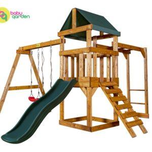 detskaja igrovaja ploshhadka babygarden play 3