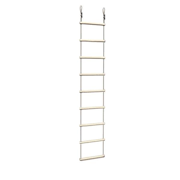 Лестница веревочная с прочной веревкой