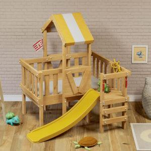 Детский игровой комплекс-чердак Скуби