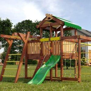 Детский игровой комплекс для дачи САВУШКА BABY PLAY - 4