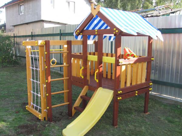 Детская площадка Савушка Baby play 1 фото1