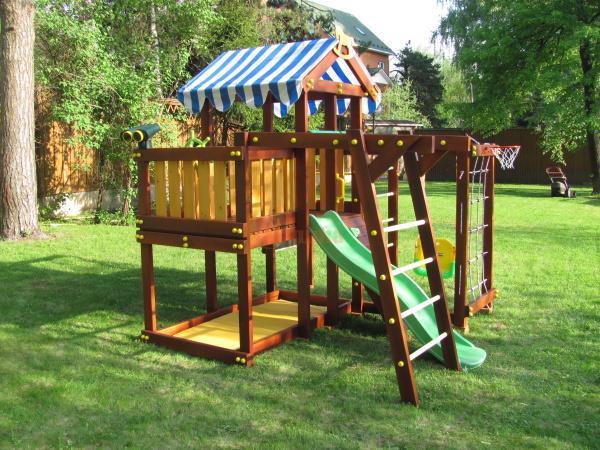 Детская площадка Савушка Baby play 5 фото4
