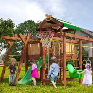 Детский игровой комплекс-чердак САВУШКА BABY - 5