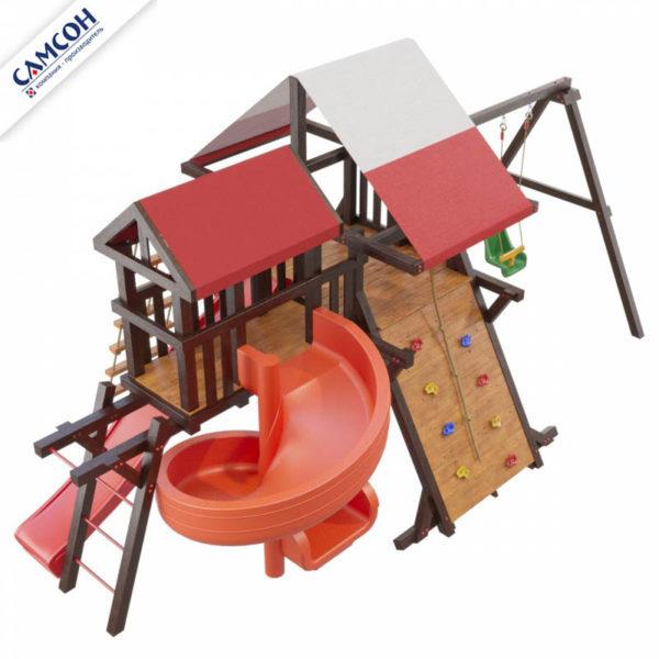 Детская площадка Таити Люкс