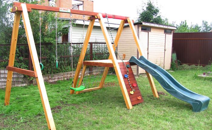 Детская площадка Савушка 1 700