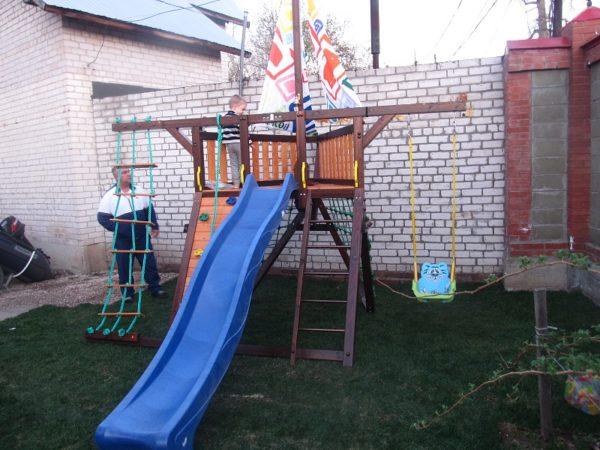 Детская площадка Самсон Фортуна