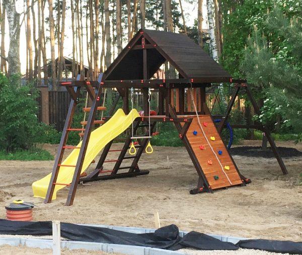 Детская площадка Самсон Таити фото