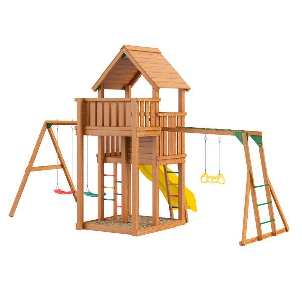 detskaja ploshhadka jungle palace swing xtra rukohod s gimnasticheskimi kolcami2