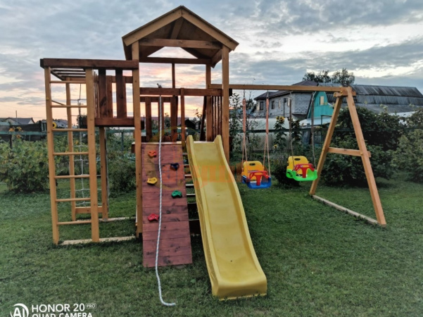 Детская площадка Савушка Мастер 3 фото2