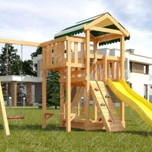 Детская площадка Савушка Мастер - 1