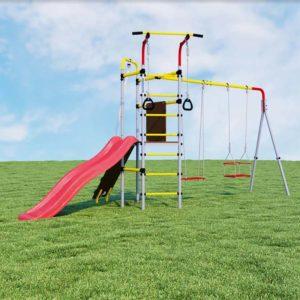 detskij sportivnyj kompleks dlja dachi romana ostrovok pljus kacheli fanernye