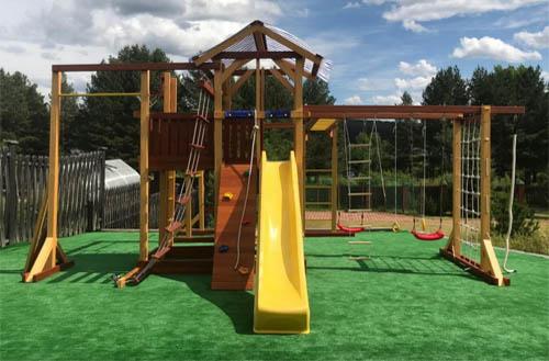 Савушка Семейная детская площадка