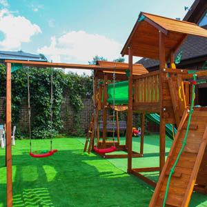Детские площадки для дачи Jungle Gym