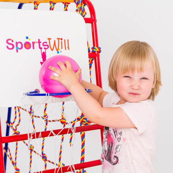 sportswill sportivnyj kompleks baby hit vip 3