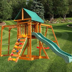 Детские площадки для дачи Babygarden