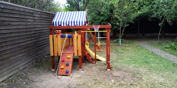 Детская площадка Савушка Baby play 11 фото2