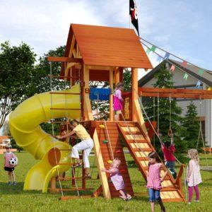 Детская площадка Савушка Люкс 5