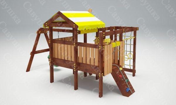 Детский игровой комплекс для дачи САВУШКА BABY PLAY – 11_2