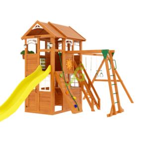 IgraGrad Клубный домик 2 с рукоходом Luxe