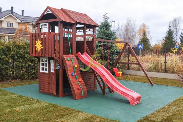 IgraGrad Клубный домик 3 Luxe-фото
