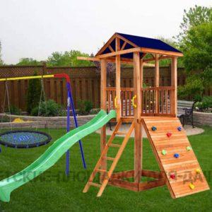 Детская площадка Микс Unit18