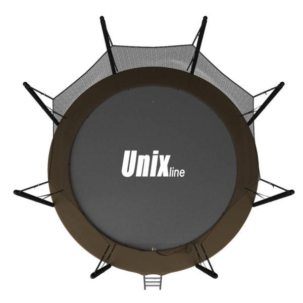 батут unix line blackbrown 10 ft inside5