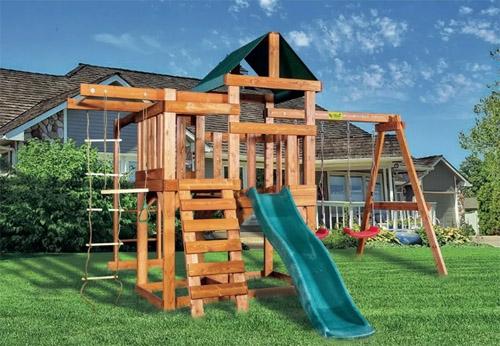 Детская игровая площадка Babygarden Play 7 500