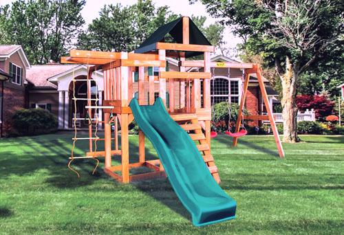 Детская игровая площадка Babygarden Play 8 500