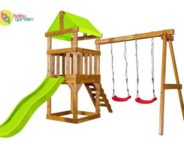 Детская игровая площадка Babygarden Play 11