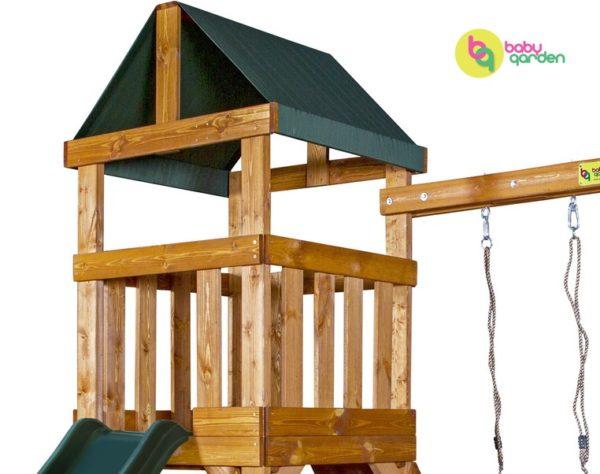 Детская игровая площадка Babygarden Play 1 2