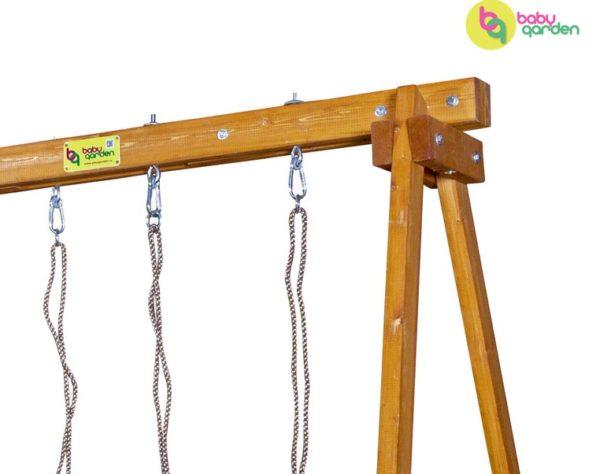 Детская игровая площадка Babygarden Play 1 4