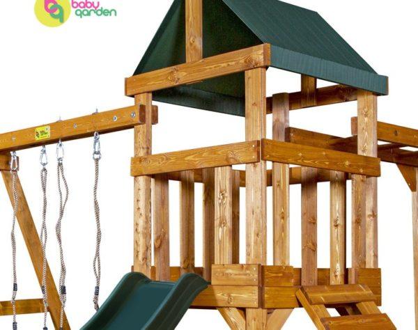 детская игровая площадка babygarden play 3 2