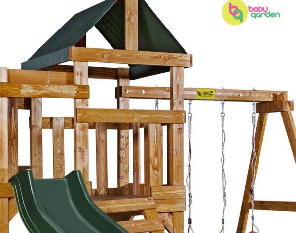 детская игровая площадка babygarden play 6 2