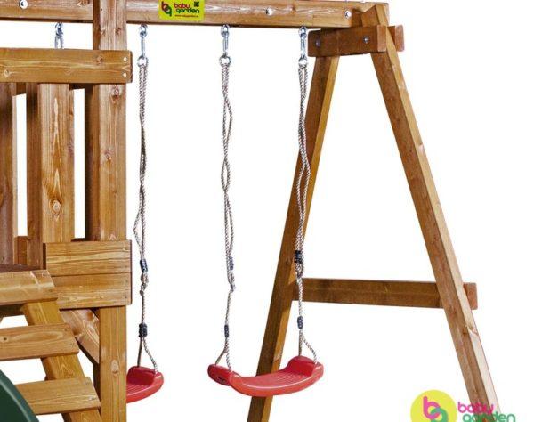 детская игровая площадка babygarden play 6 4