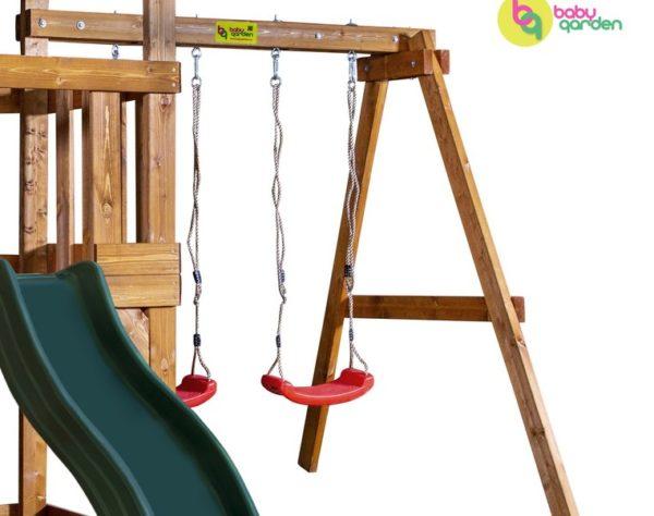 детская игровая площадка babygarden play 7 4