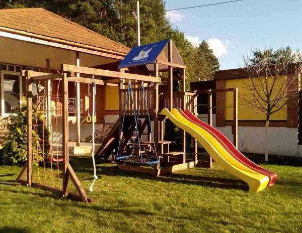 детская площадка Росинка 5 1