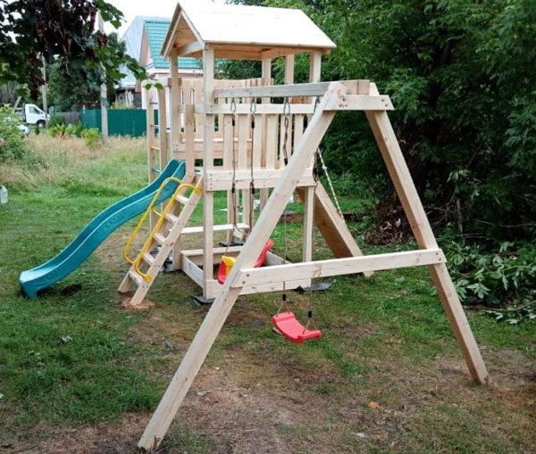 детская площадка rs m 3 2