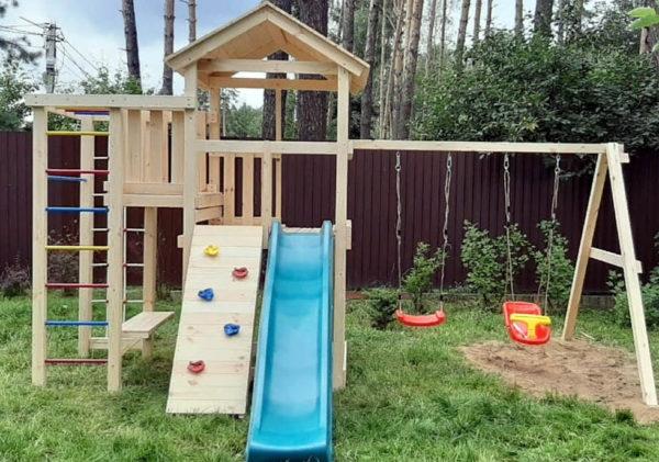 детская площадка rs m 3