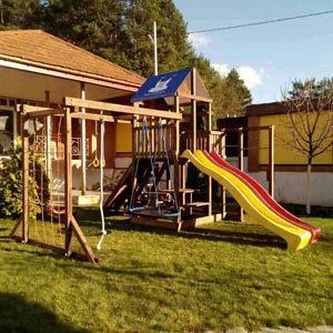 Детские площадки для дачи Росинка