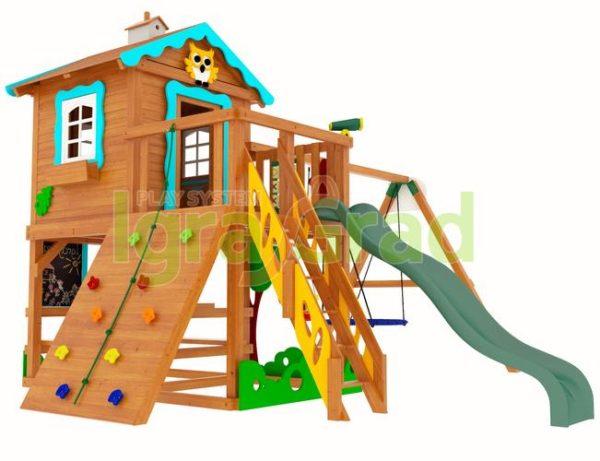 детская площадка igragrad домик 1