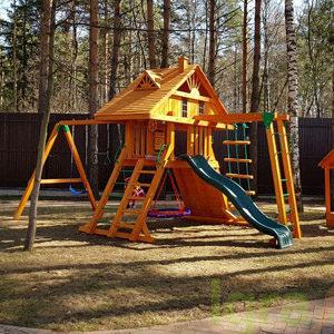 Детские площадки для дачи Igragrad Premium