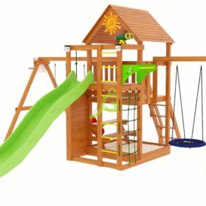 детская игровая площадка igragrad крафт pro 4