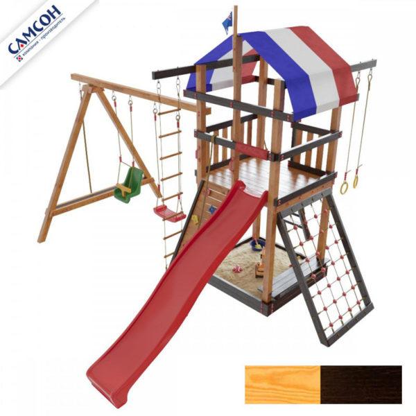 Детская площадка для дачи Тасмания Комби 8