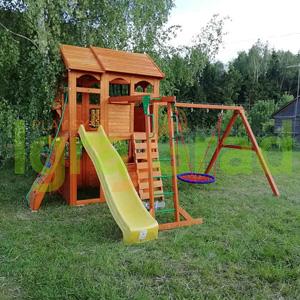 детские площадки fast