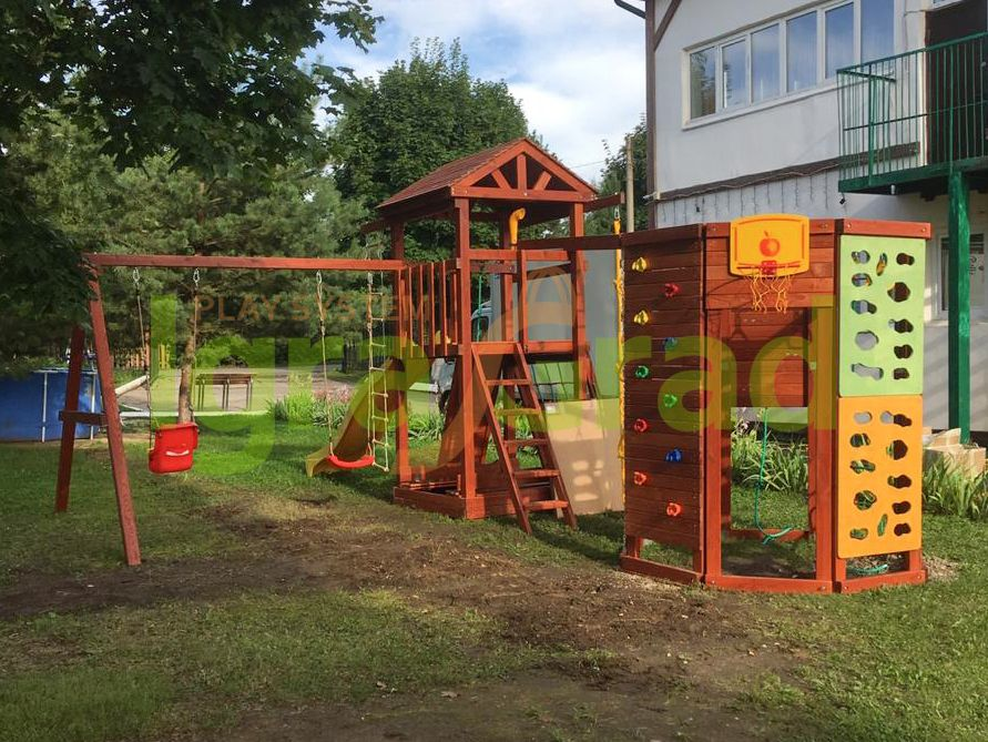 детские площадки Igragrad1
