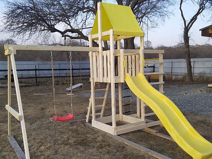 детская площадка 8 элемент 1