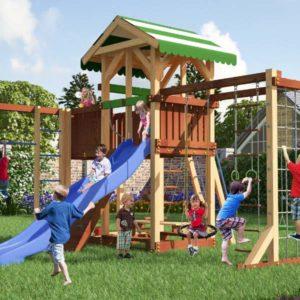 детская площадка савушка 15 качели-гнездо