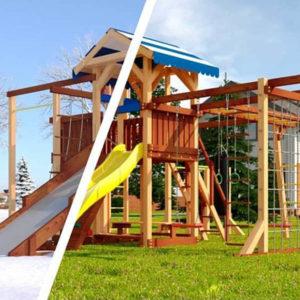 детская площадка савушка семейная 4 сезона